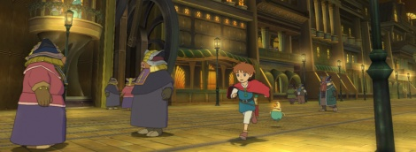E3: Ni no Kuni trailer and screens