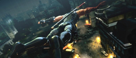 E3: Ninja Gaiden 3 videos and screens
