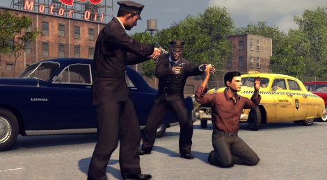 E3: Nothing will stop Mafia 2