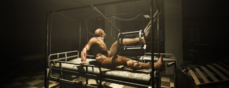 E3: Outlast new screenshots