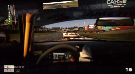 E3: Project CARS PS4 video
