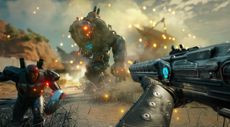 E3: RAGE 2 Gameplay Presentation