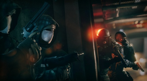 E3: Rainbow 6 Siege new trailers