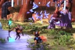 E3:  Ratchet & Clank A Crack in Time gameplay