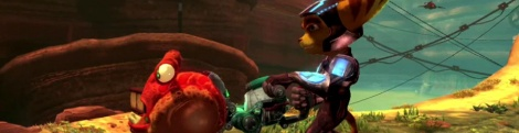 E3: Ratchet & Clank trailer