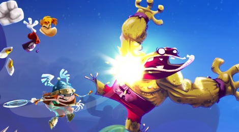 E3: Rayman Legends Images and trailer