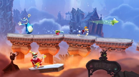 E3: Rayman Legends revealed