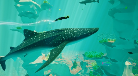 E3: Release date and screens of Abzû