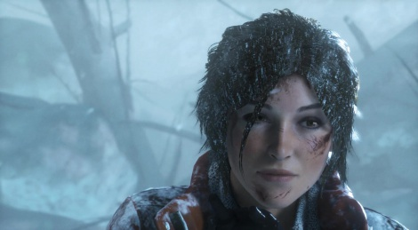 E3: Rise of the Tomb Raider gameplay