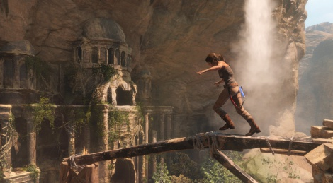 E3: Rise of the Tomb Raider trailer