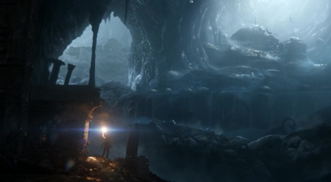E3: Rise of Tomb Raider trailer
