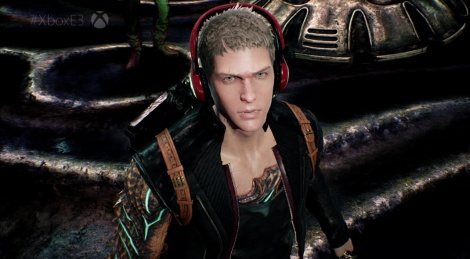 E3: Scalebound gameplay