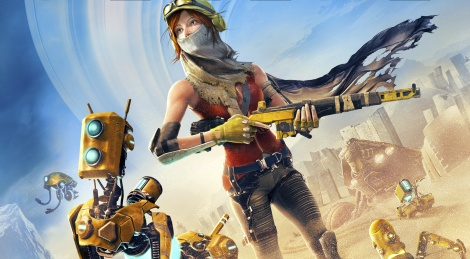 E3: Screens and trailer of ReCore