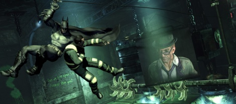 E3: Screens of Arkham City