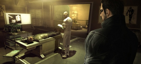 E3: Screens of Deus Ex