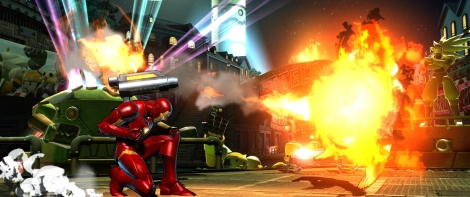 E3: Screens, trailer and gameplay for Marvel vs Capcom 3