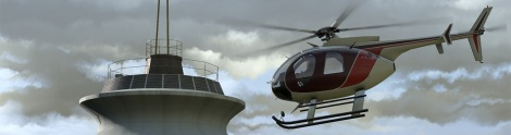 E3: Screens & Trailer of Take On Helicopters