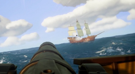 E3: Sea of Thieves gameplay