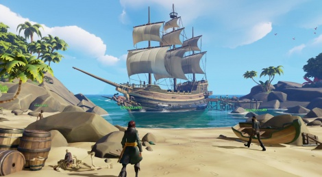 E3: Sea of Thieves trailer