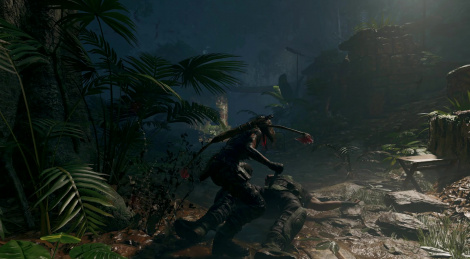E3: Shadow of the Tomb Raider in the jungle