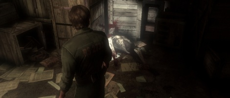 E3: Silent Hill trailer and screens