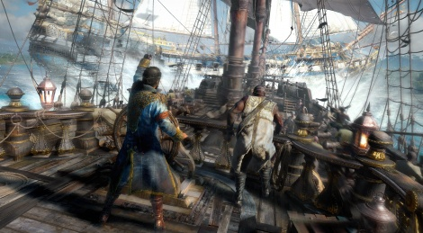 E3: Skull & Bones Gameplay Demo