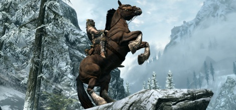 E3: Skyrim new screens