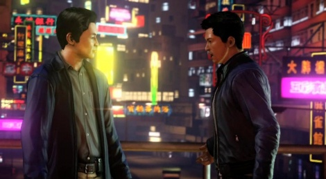 E3: Sleeping Dogs video