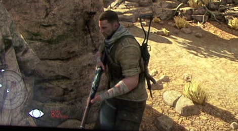 E3: Sniper Elite V3 Gameplay