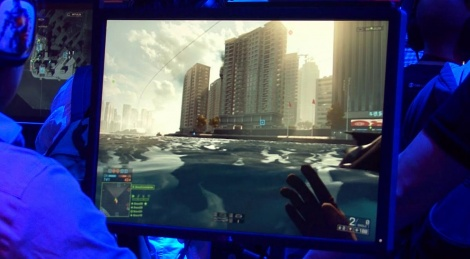 E3 : Some  BF4 multiplayer gameplay
