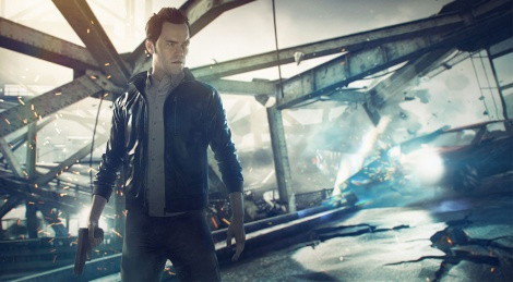 E3 : Some Quantum Break images