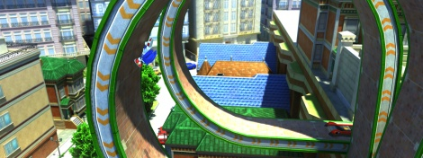 E3: Sonic Generations images and trailer