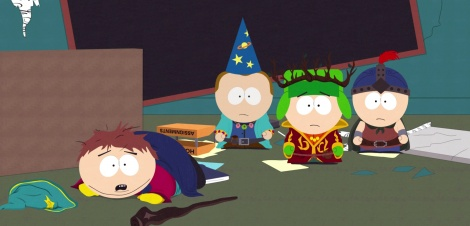 E3: South Park is in the house