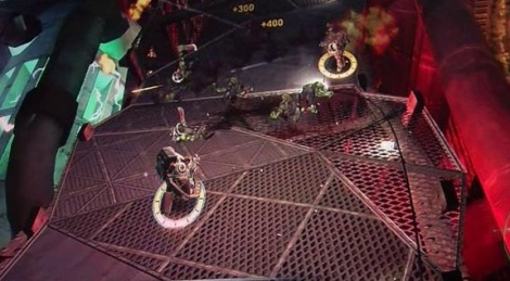 E3: Space Marine Kill Team video