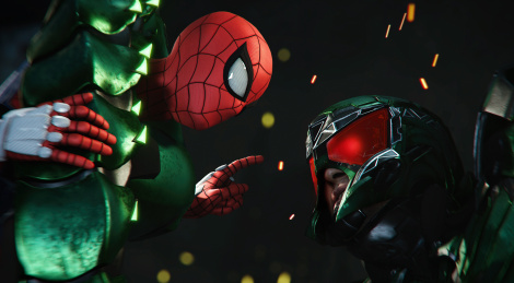E3: Spider-Man gameplay and screens
