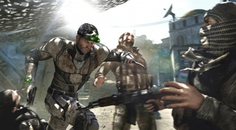 E3: Splinter Cell Blacklist trailer