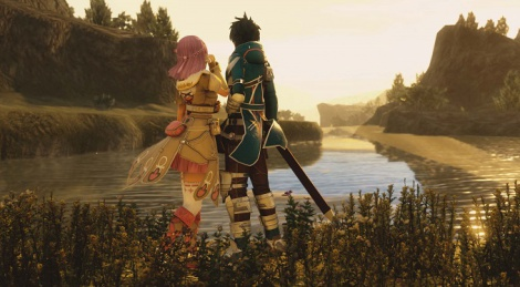 E3: Star Ocean gameplay video
