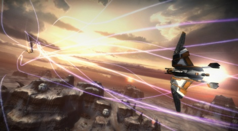 E3: StarHawk images and trailer