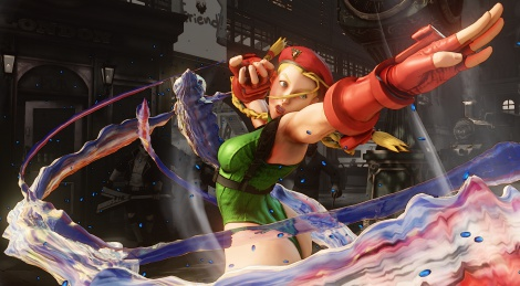 E3: Street Fighter V trailer and screens