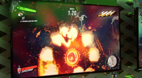 E3: Sunset Overdrive gameplay