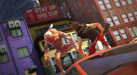 E3: Sunset Overdrive trailer