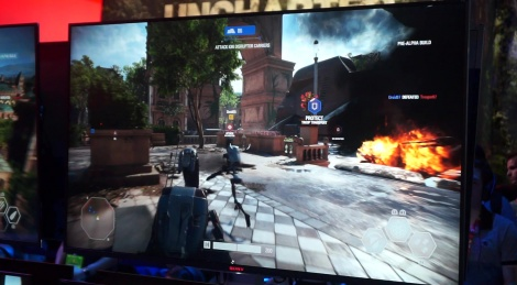 E3: SW Battlefront 2 gameplay