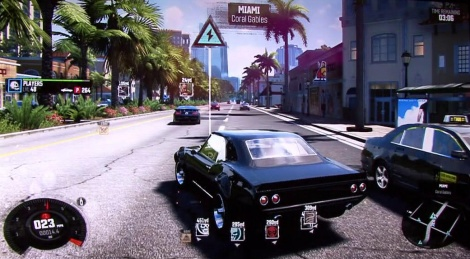 E3: The Crew gameplay