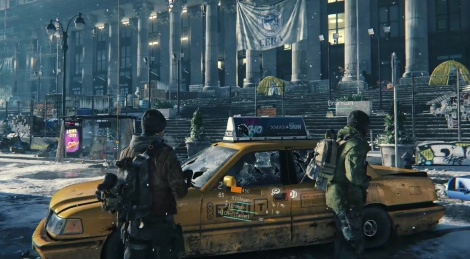 E3: The Division gameplay