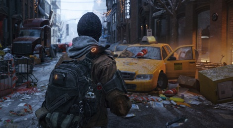 E3: The Division images and gameplay