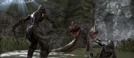 E3: The Elder Scrolls Online trailer