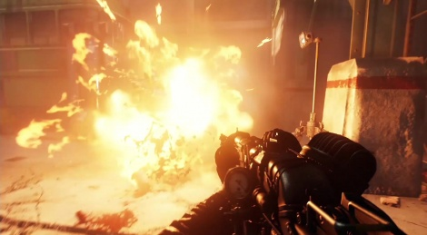 E3: The gameplay of Wolfenstein II