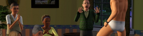 E3: The Sims 3 images