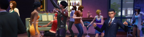 E3: The Sims 4 and its weird stories