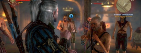 E3: The Witcher 2 Xbox 360 Screens